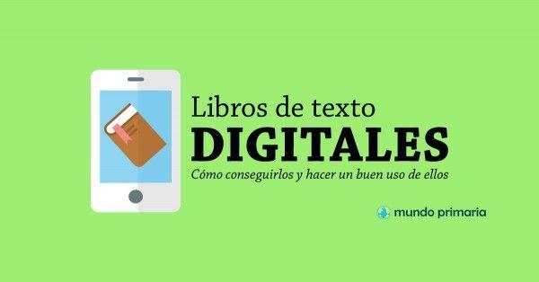 Descargar libros de texto digitales | Libro de texto