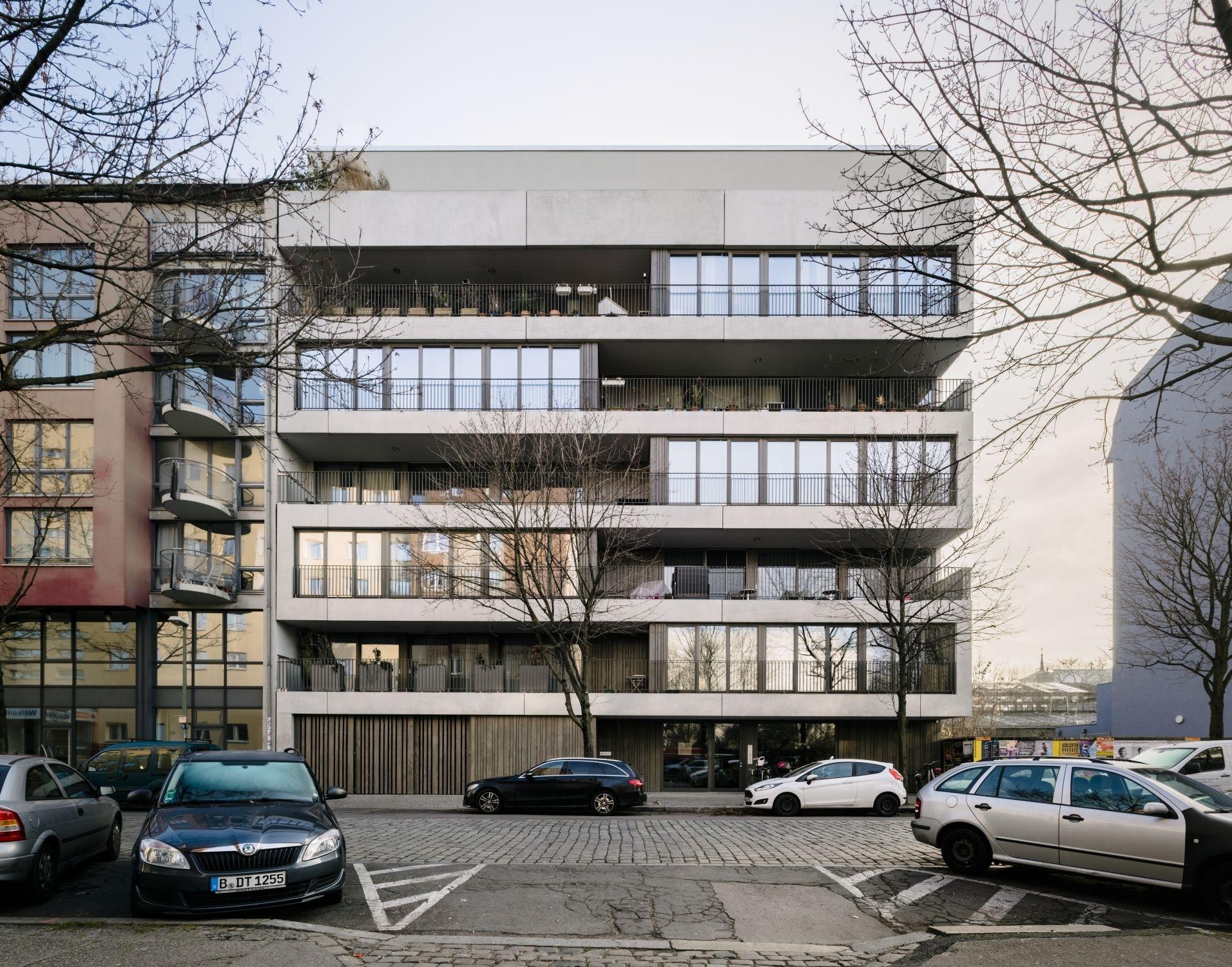 Geräumig Architekten In Berlin Sammlung Von Profil Im Z Von Zanderroth Architekten, D-10439