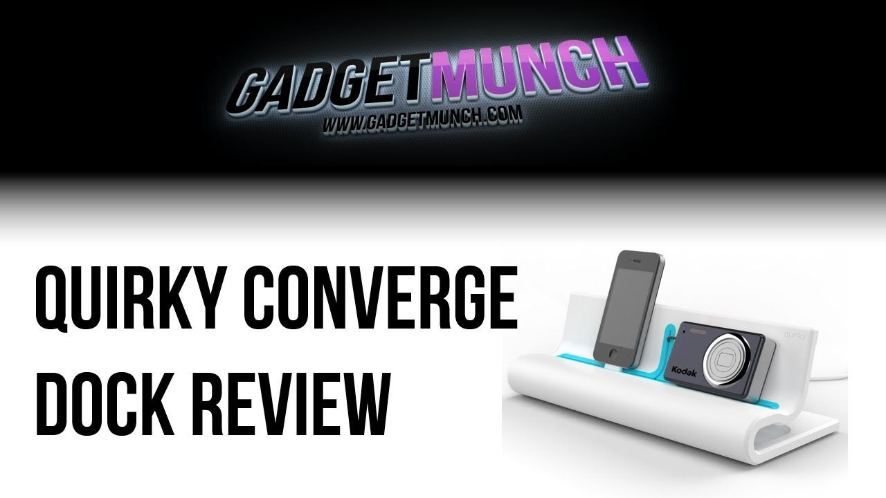 Prezzybox Quirky Converge Docking Station PLUS get our EXCLUSIVE Prezzybox Discount Code: http://www.gadgetmunch.com/prezzybox-discount-code/