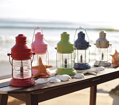 Adding Color With Function To Our Tables With Colorful Lanterns