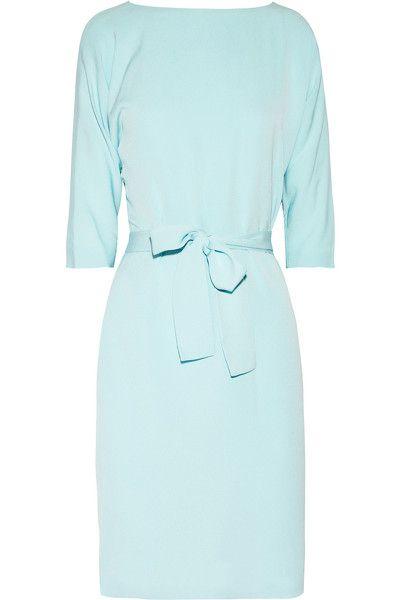 Diane Von Furstenberg Maja Silk-crepe Dress - LoLoBu