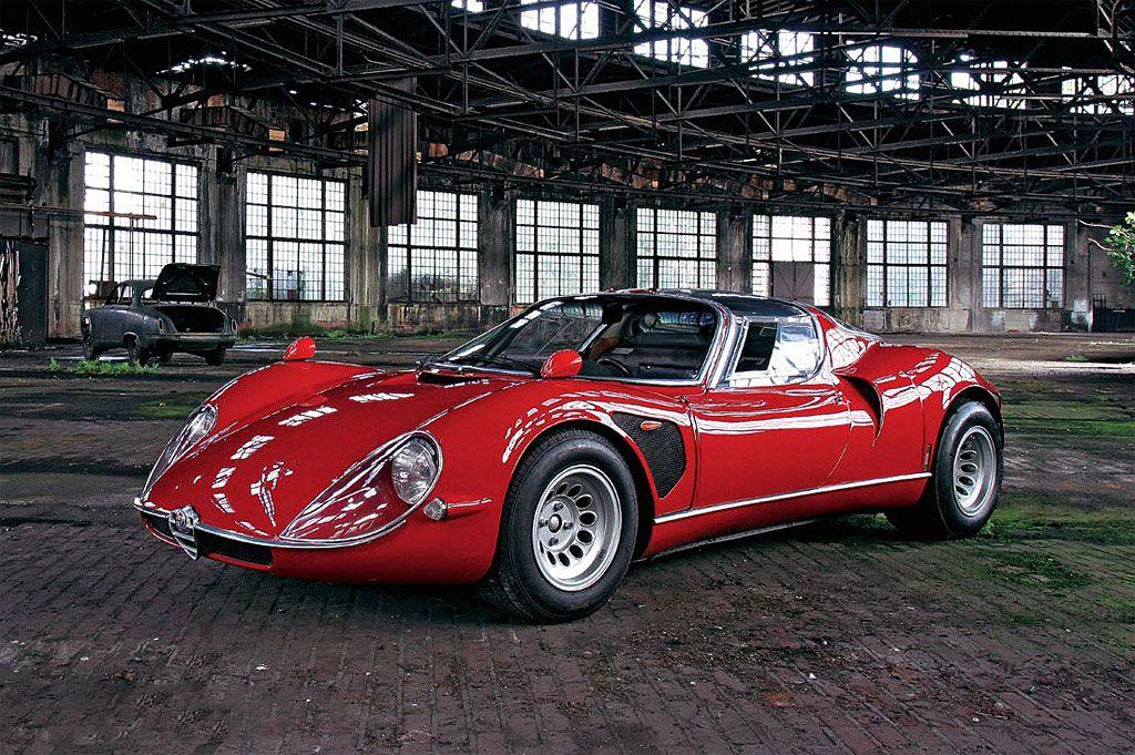 アルファロメオ ティーポ 33/2 ストラダーレ ( Alfa Romeo Tipo 33/2 Stradale 1968