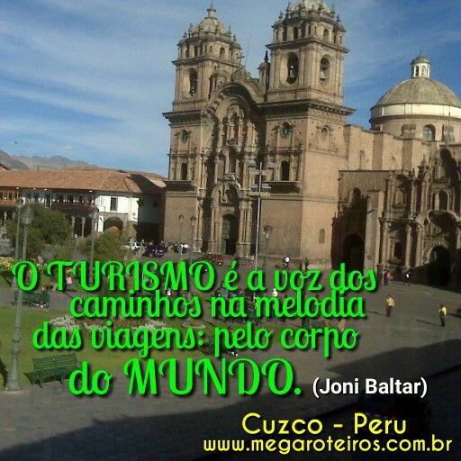 Bom dia a todos os turistas!  www.megaroteiros.com.br  Créditos: Carol Spalla, leitora Mega Roteiros.