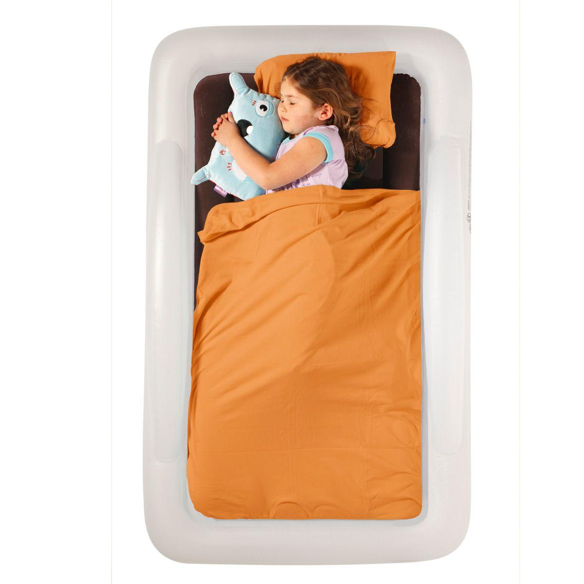 lit d 39 appoint gonflable pour enfant d s 2 ans oxybul veil et jeux lit d appoint pinterest. Black Bedroom Furniture Sets. Home Design Ideas