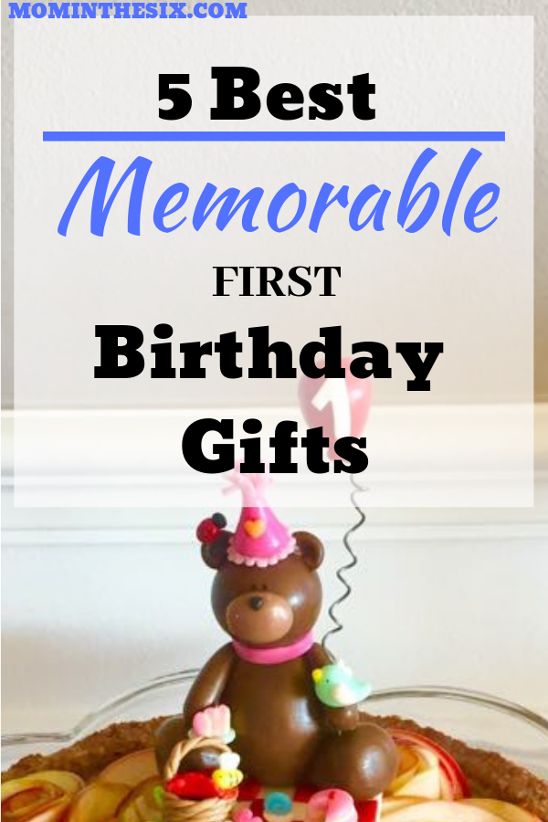 5 Sentimental First Birthday Gifts From Parents And Loved Ones First Birthday Gifts Baby S First Birthday Gifts Best First Birthday Gifts