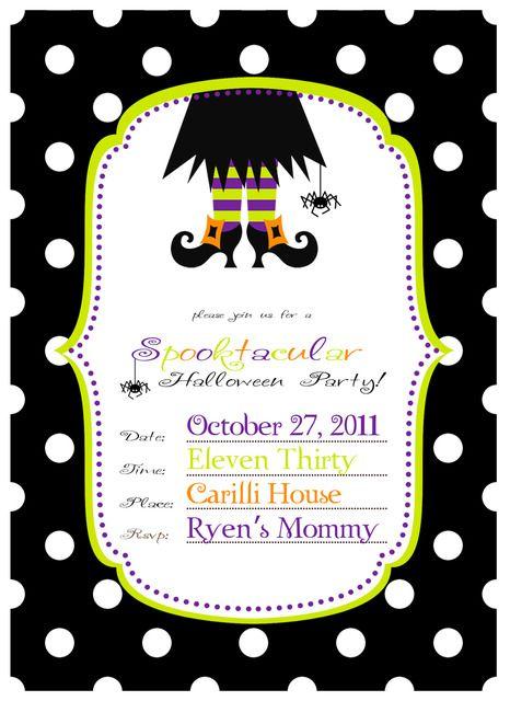 Spooktacular Hallowen Party Halloween Party Ideas Hallowen party - halloween potluck sign up sheet template