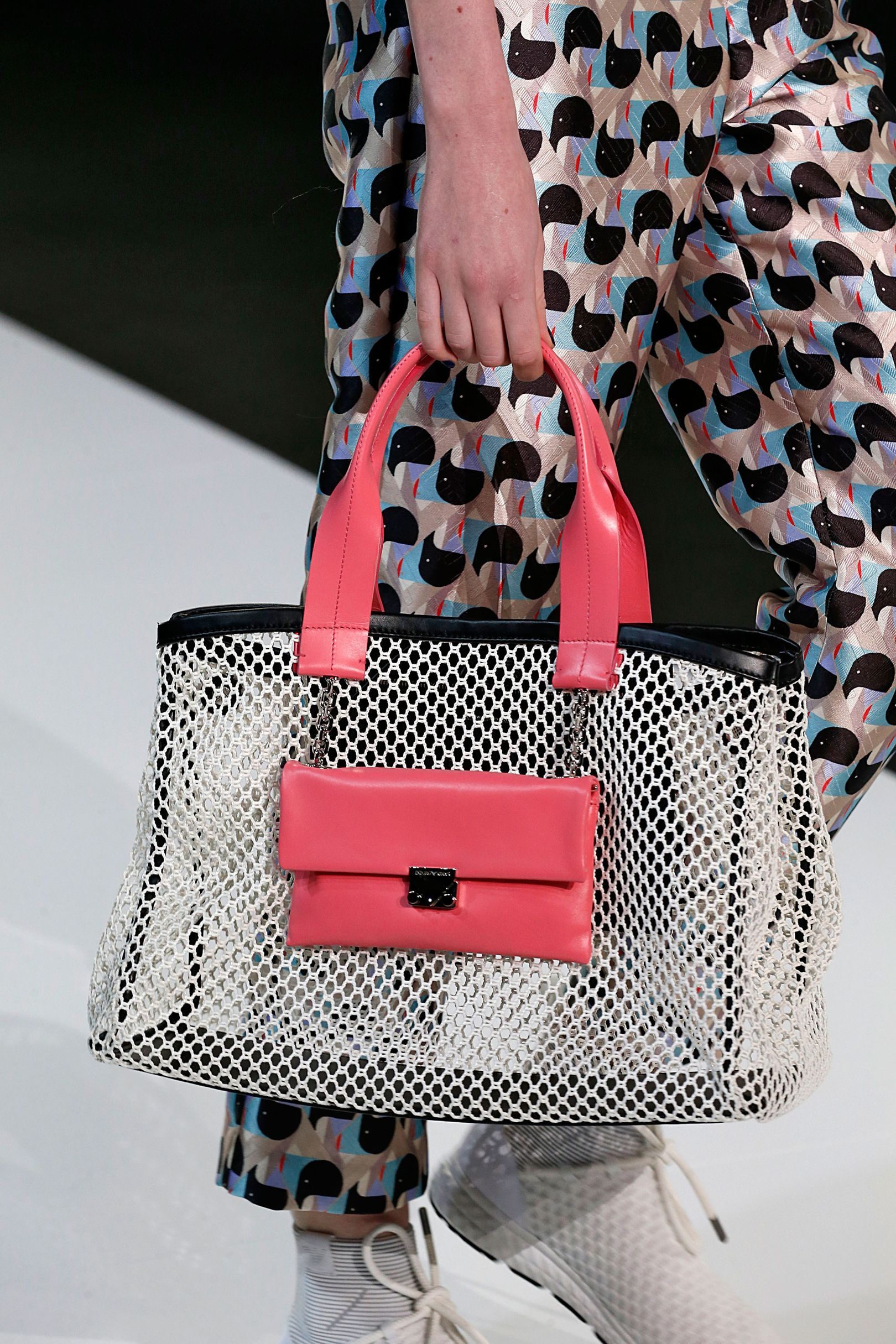 Vogue S Ultimate Bag Trend Guide Spring Summer 2018 British Bags
