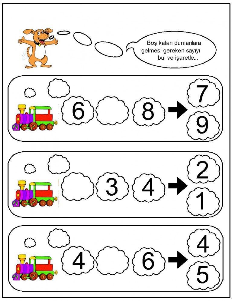 missing number worksheet for kids (21) Missing number