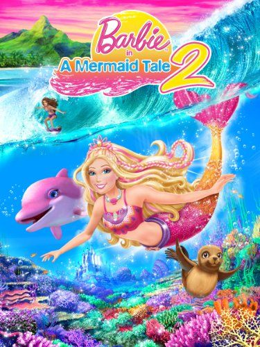 Barbie In A Mermaid Tale 2 Conto Da Sereia Filme Da Barbie