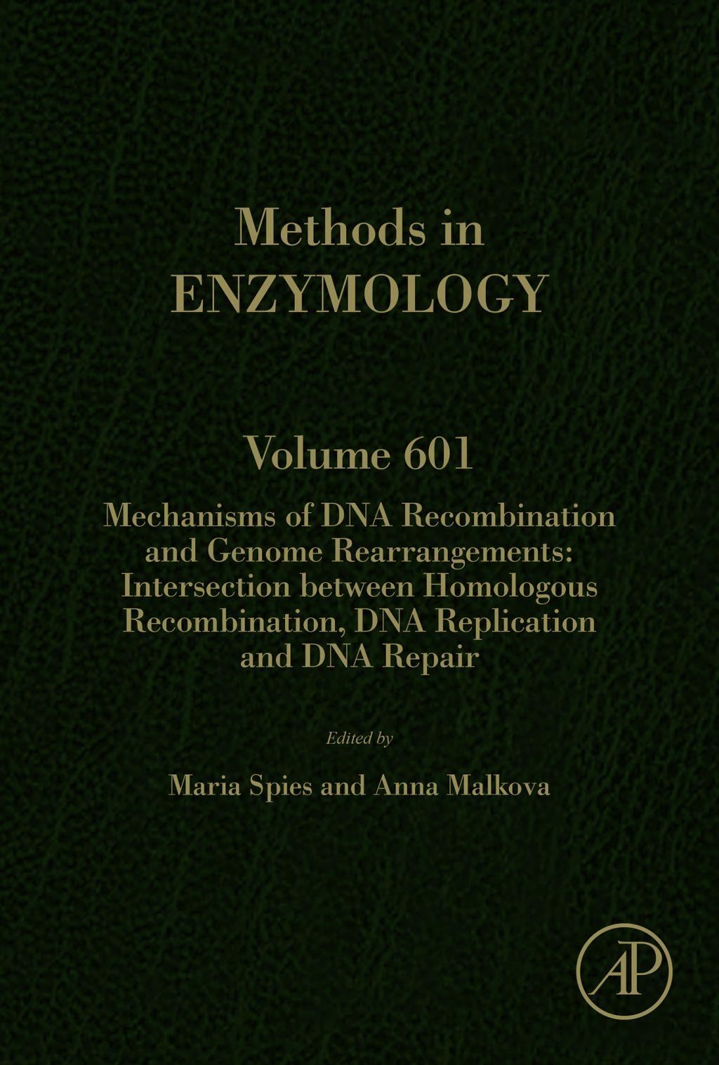 Recombinacion Genetica Ebook