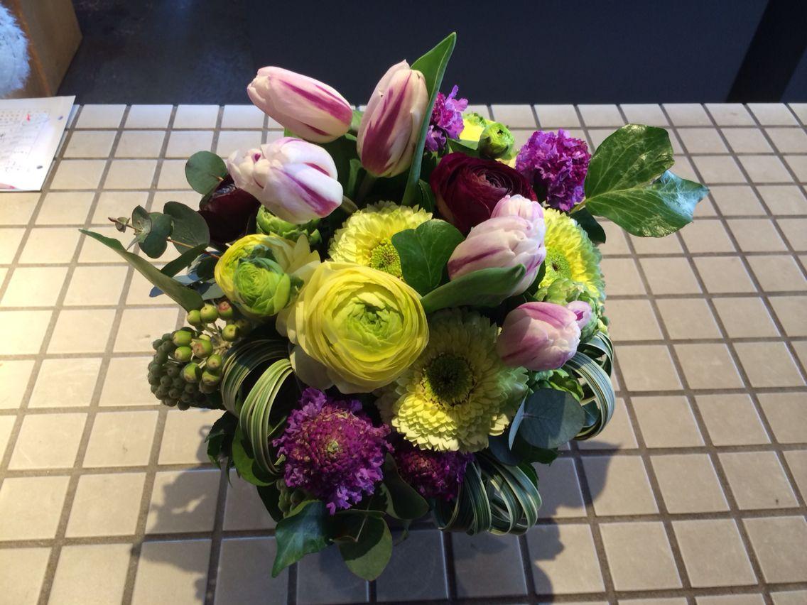 34 flower shop arrangement matilda 中目黒 中目黒