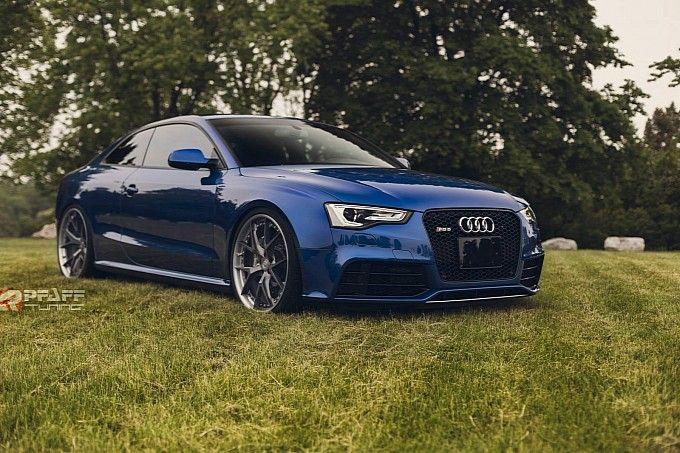 Custom Audi RS In Sepang Blue Cars Pinterest Audi Rs Sepang - Custom audi s5