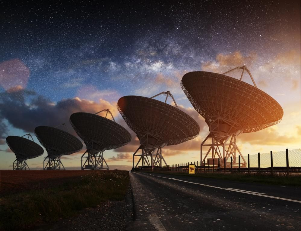 Life In Space The Search For Extraterrestrial