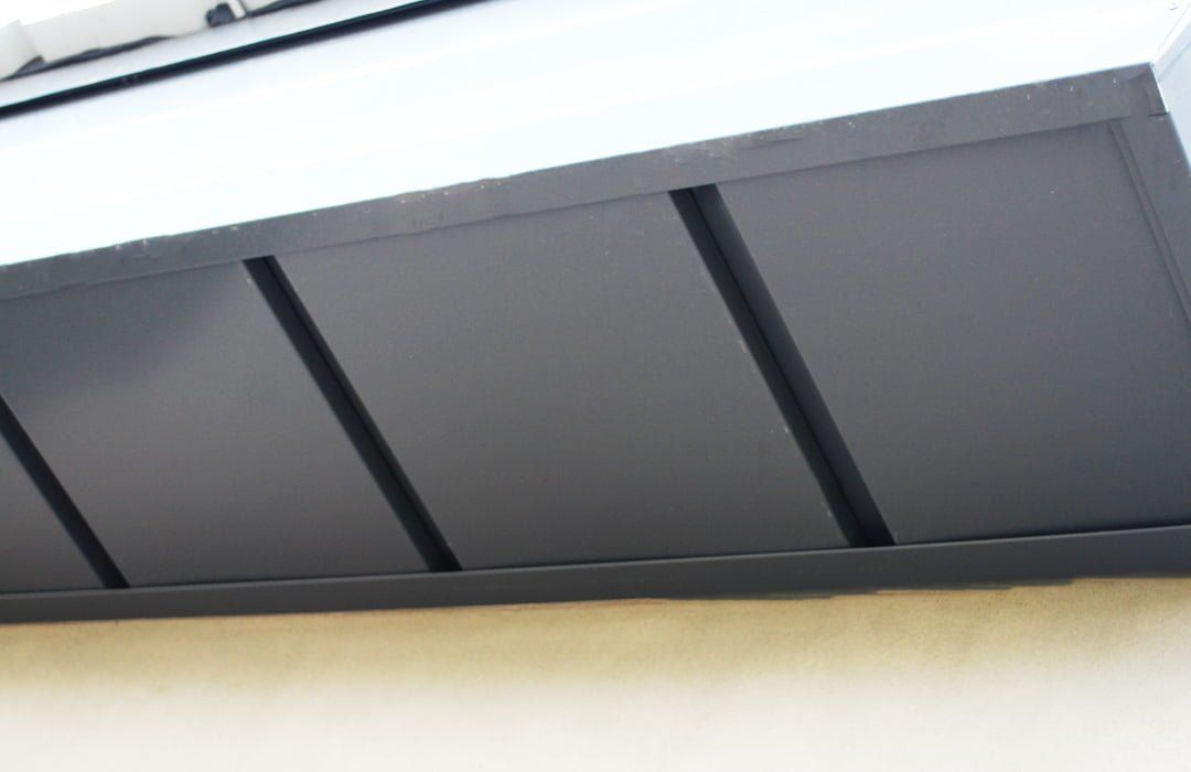 Fascia And Custom Metal Fascia Cypress Metals In 2020 Custom Metal Fascia Metal Fabrication