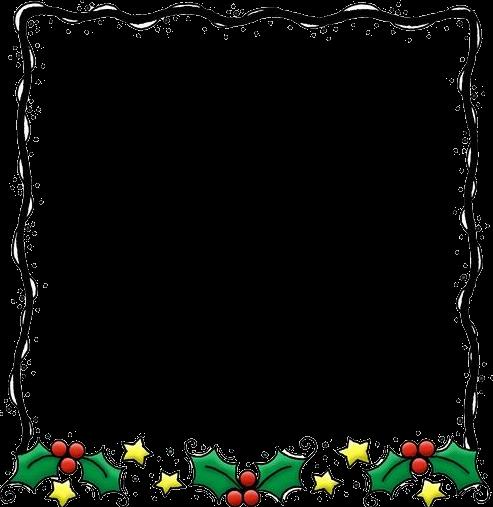 Mes Tubes Cadres Noël Pour Vos Montages Servez Vous ...