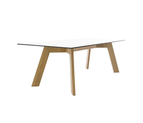 Y-Woman table by Conmoto   Dining tables