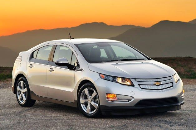 10 Most Popular Hybrid Cars Chevrolet Volt Chevy Volt Hybrid Car