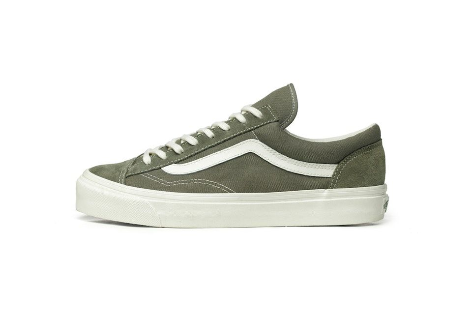 Vans Vault & Pilgrim Surf + Supply Revamp Classic Styles for