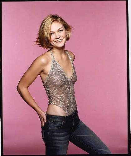 What, look actress julia stiles nude