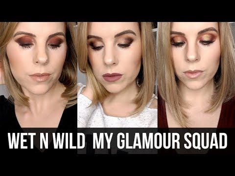 3 Looks 1 Palette Tati Beauty - YouTube (With images