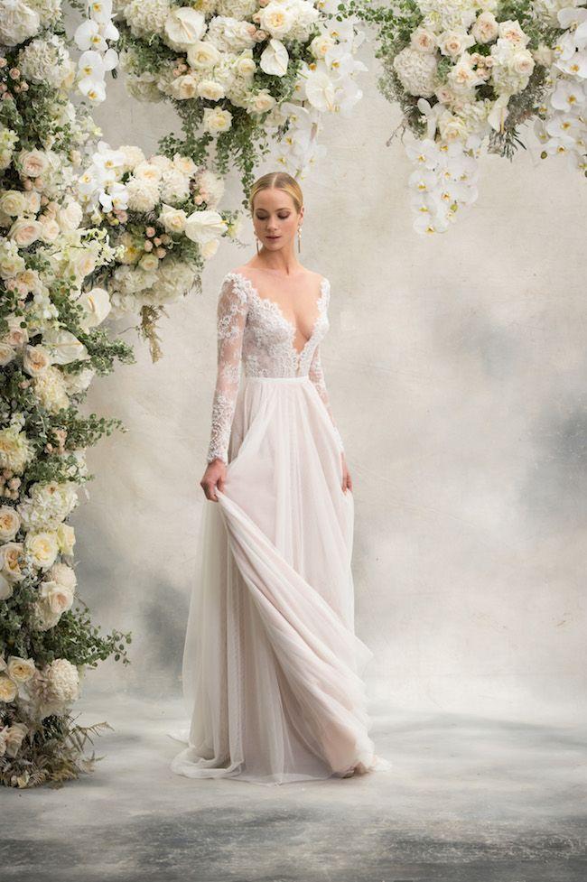 Beautiful + Unique: Anna Georgina Wedding Dresses | Pinterest ...