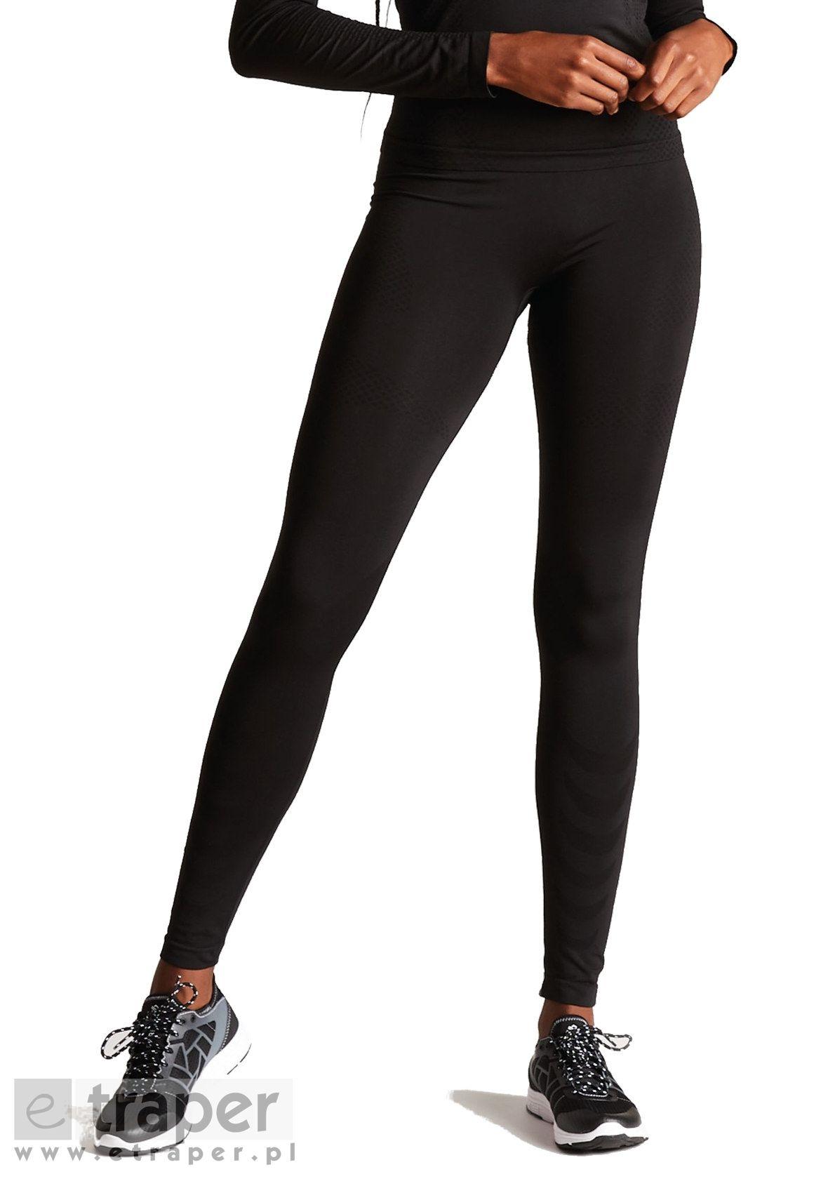 24d3390407eed4 Termoaktywne legginsy damskie Dare 2b Zonal III Czarne | Spodnie ...