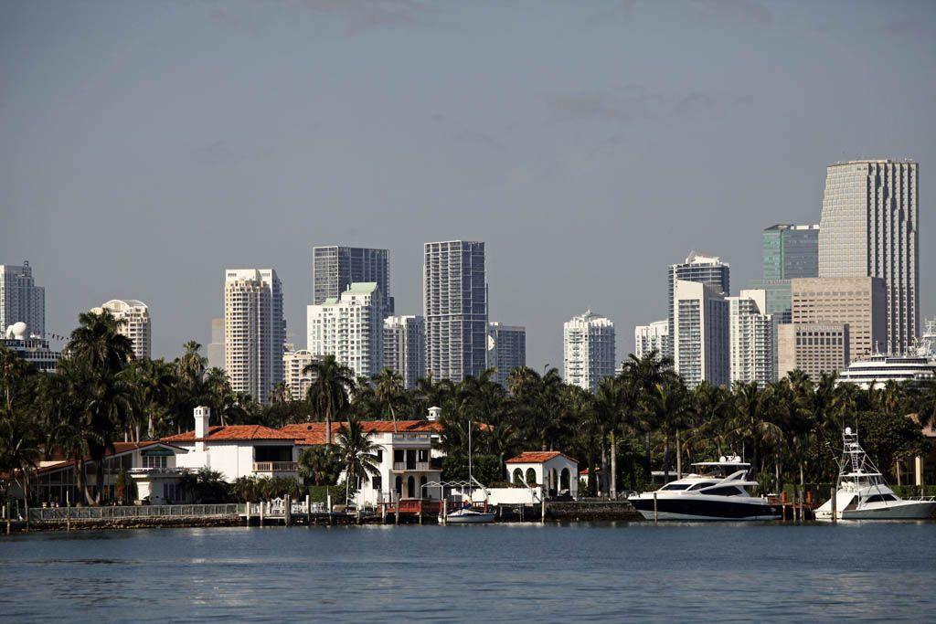 miami vista dal mare - miamitiamo | miami, miami beach, yacht