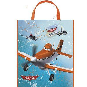 Disney Planes: Deluxe Reusable Tote Bag Party Supplies Canada & Halloween Supplies Canada - Open A Party