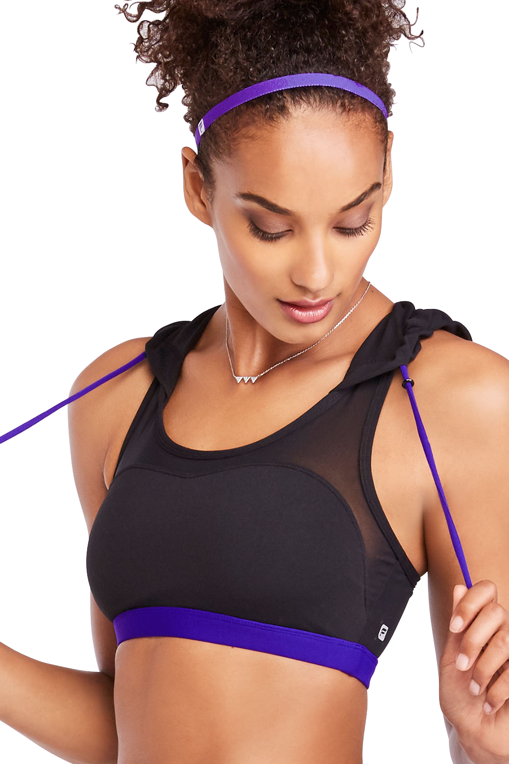 642af70303 This sports bra features all the technology you ve come to love. Enjoy sweat-fighting  fabric