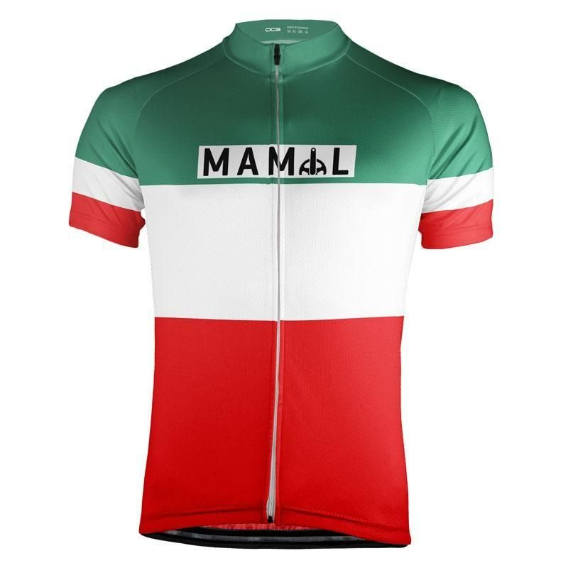 The Franco Mamil Apparel Italia Cycling Jersey With Images