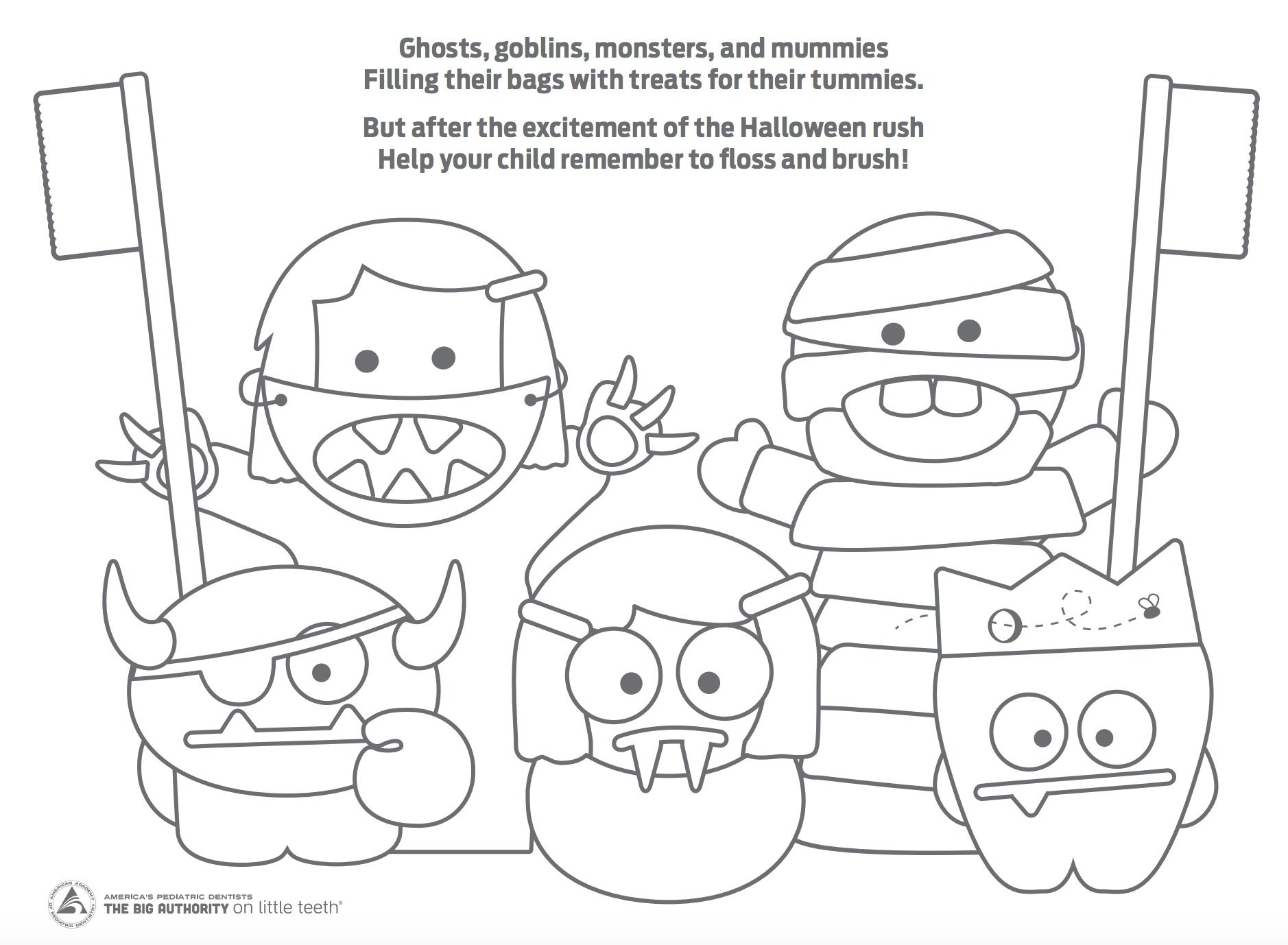 How To Make Halloween Less Scary For Your Kids Teeth
