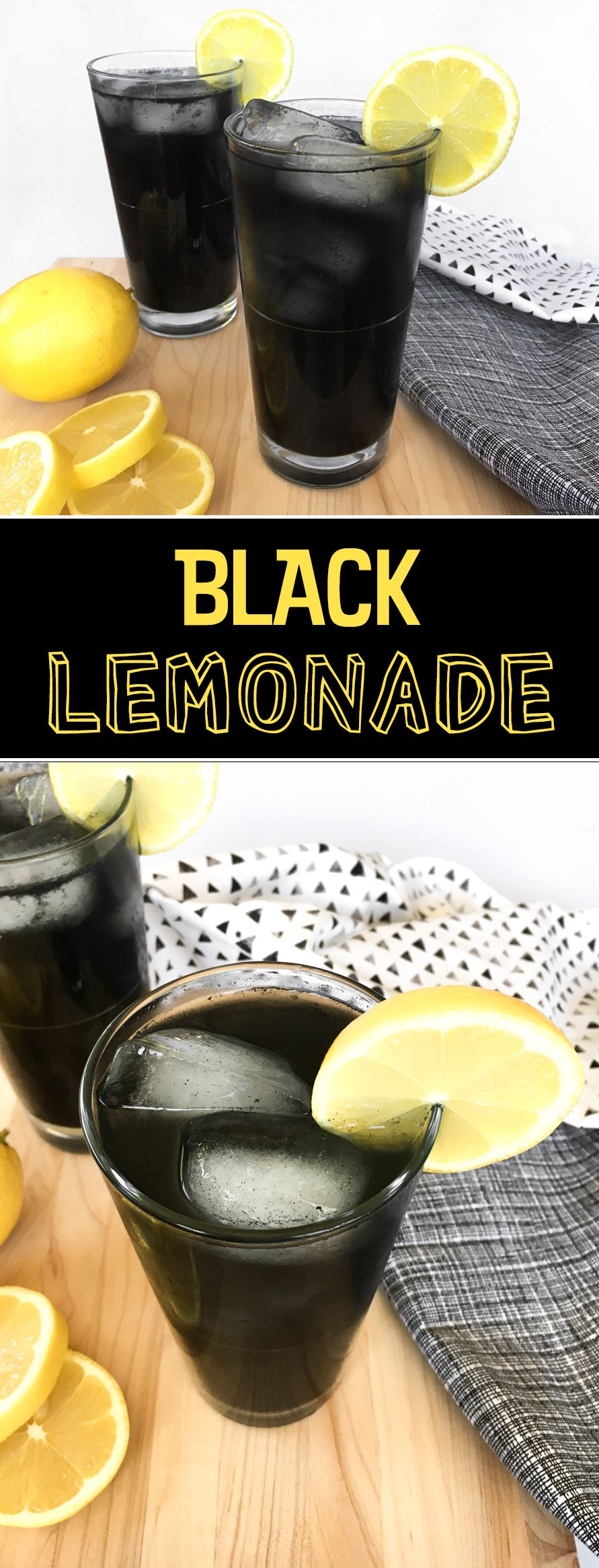 Black Lemonade | DIY Party Ideen | Pinterest | Halloween, Getränke ...