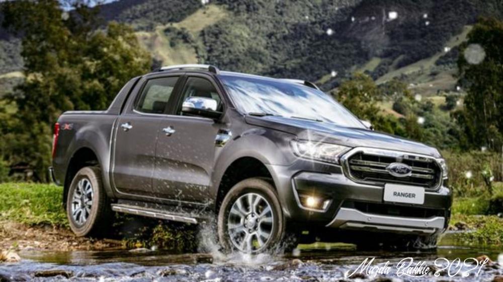Neues Ford Ranger 8 Preis Fotos Verbrauch Datenblatt