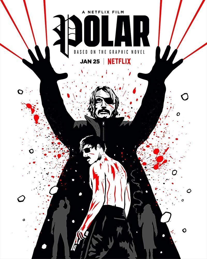 Polar (2019) Películas completas, Películas completas