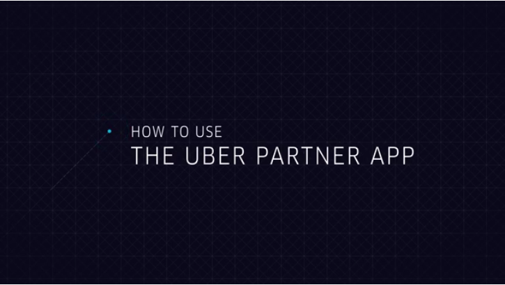 Using The Uber partner app (With images) Uber driving