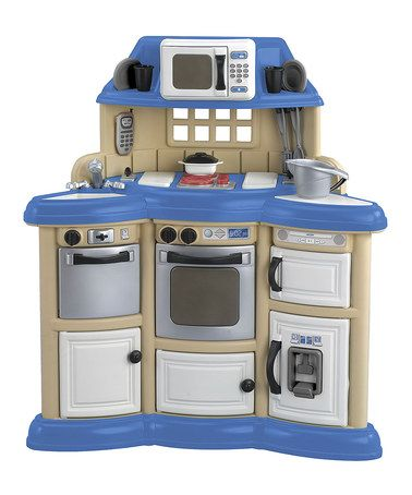 toy kitchens kitchen shades look what i found on zulily home sweet set by american plastic toys zulilyfinds