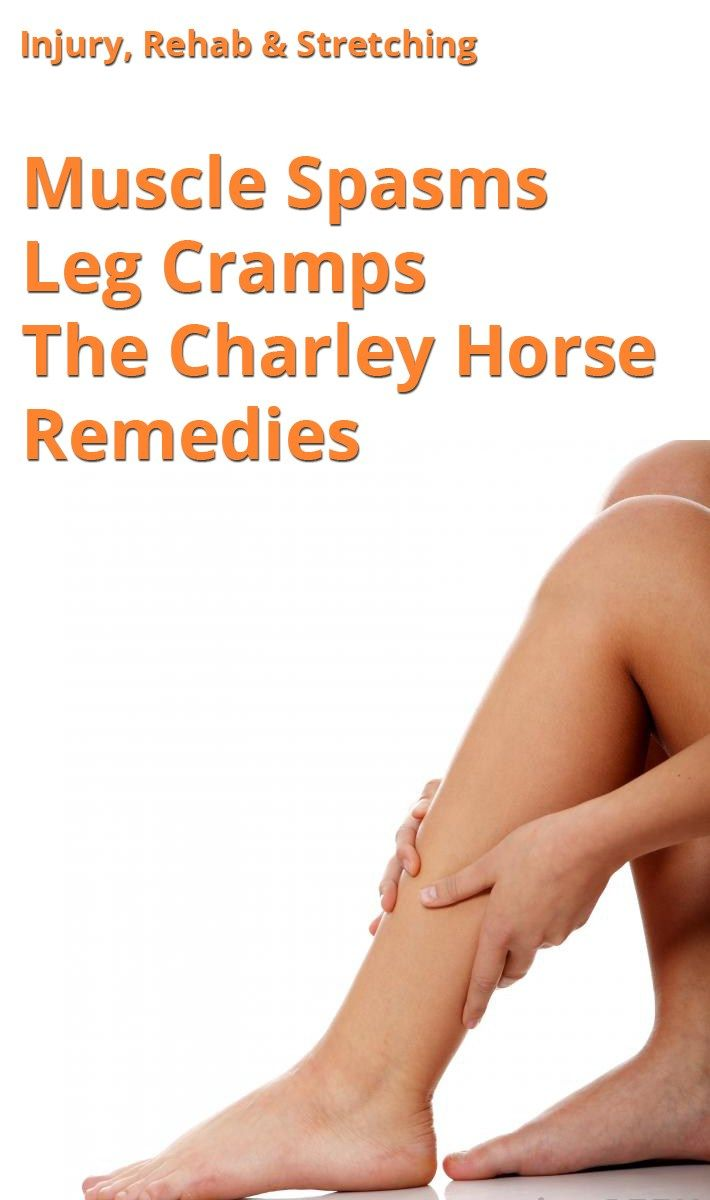 How To Get Rid Of Charley Horse In Inner Thigh