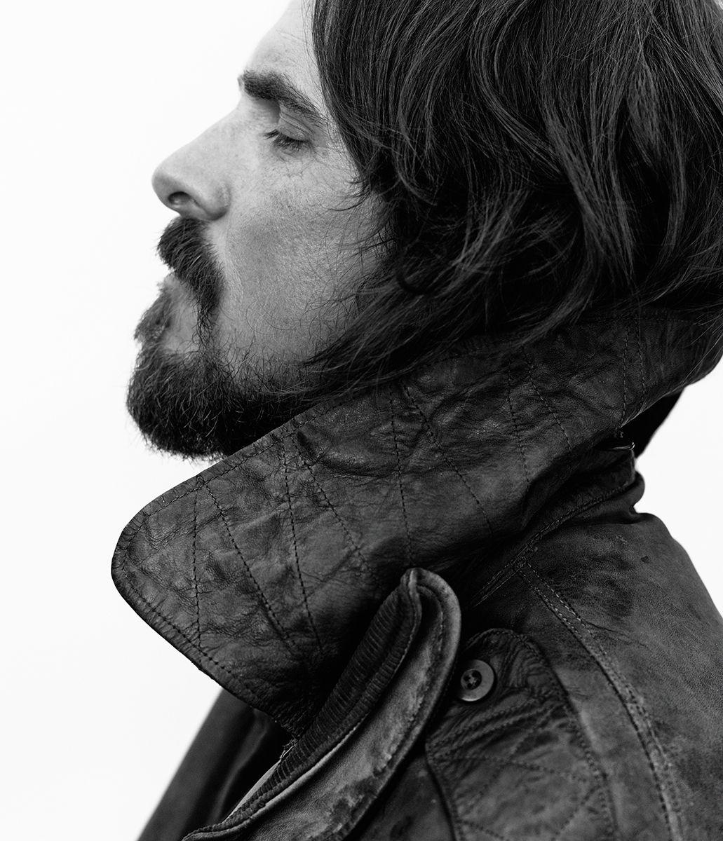 Christian Bale, photographe by Mikael Jansson for WSJ Magazine, Dec