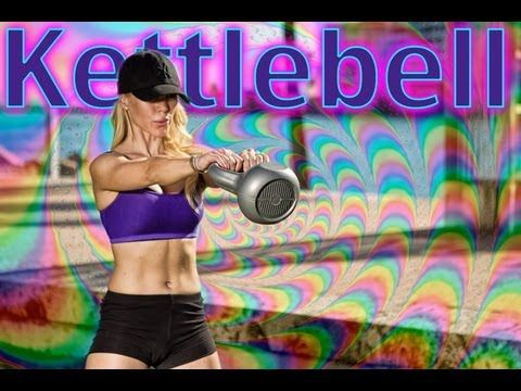 Kettlebell Love Your Legs Workout - With Kettlebell Swings!