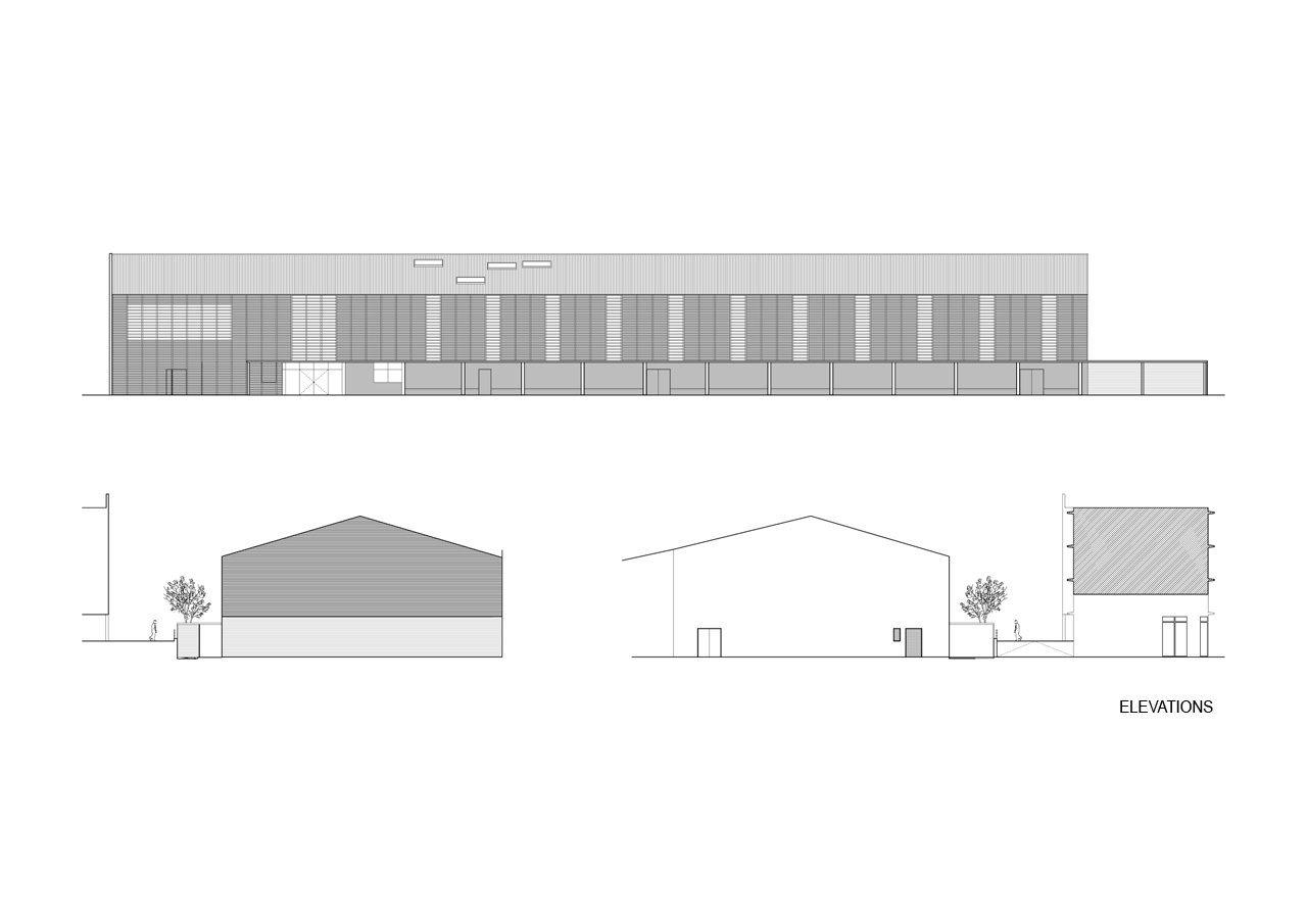 Gallery - Chartrons Gym / Atelier d'Architecture Baudin + Limouzin + La Nouvelle Agence - 14