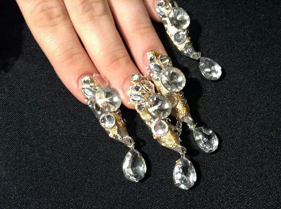 Nail art extreme   Extreme nail art   Pinterest