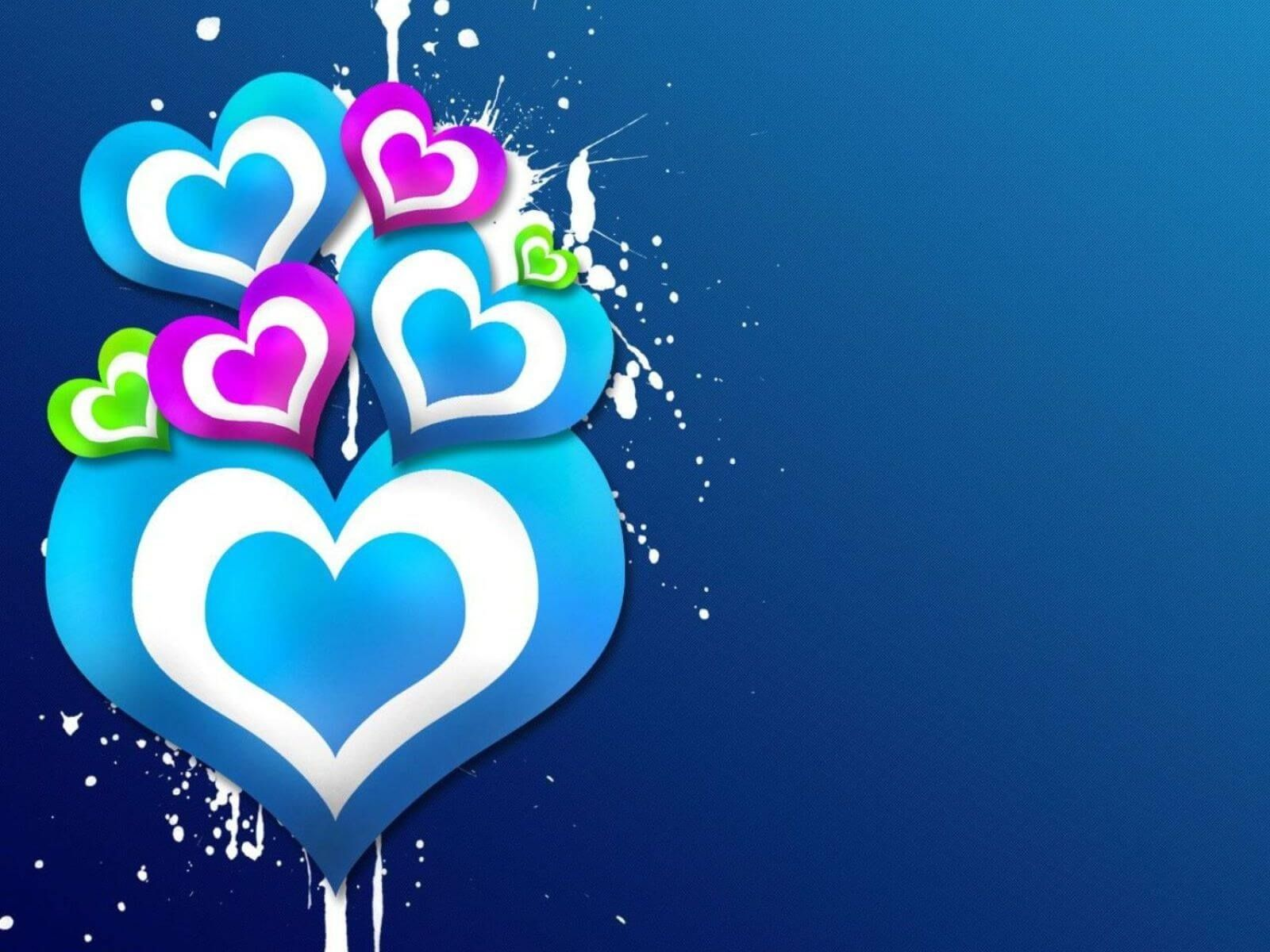 Love Abstract Design Wallpapers HD 1366x768 51