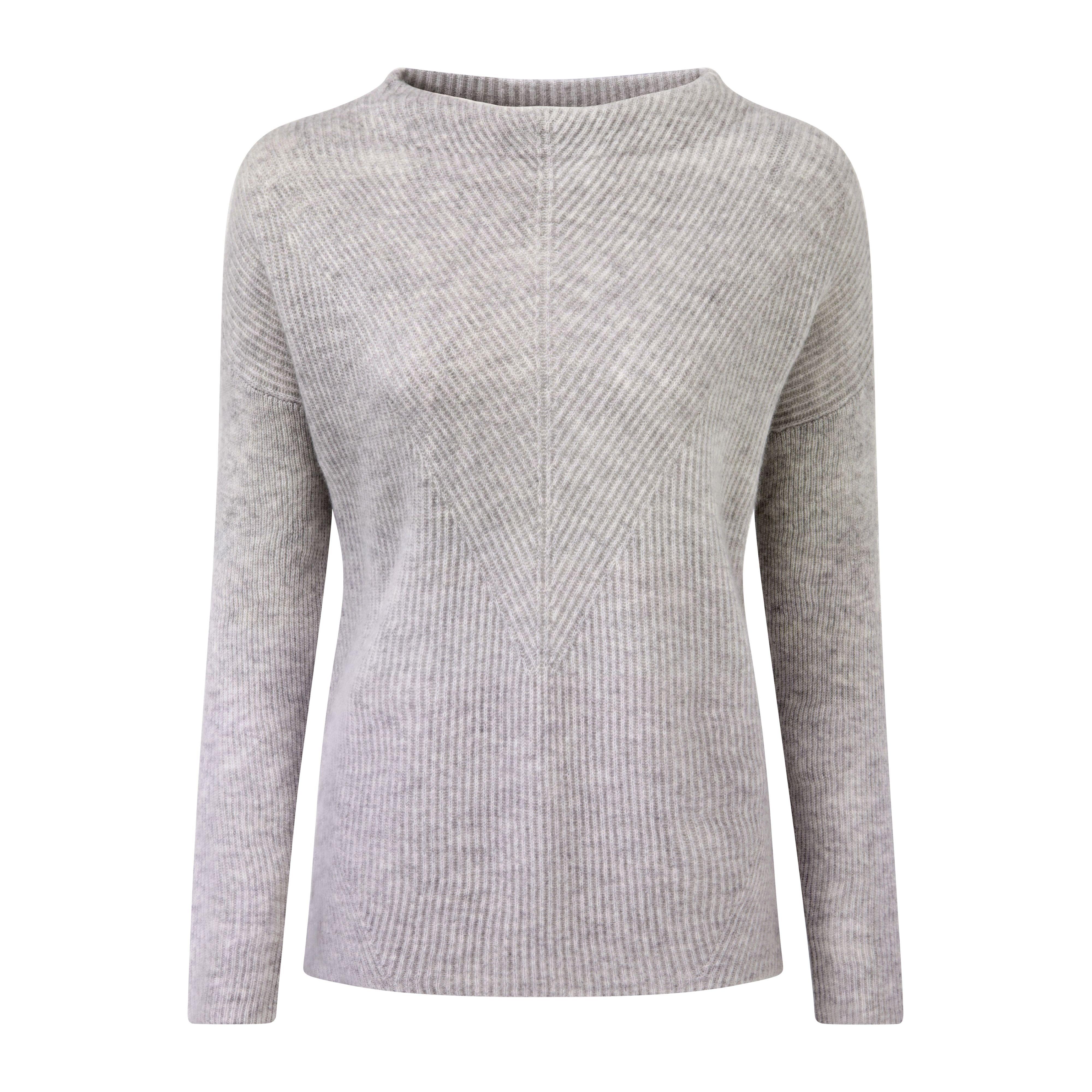 Gassato Cashmere Bardot Sweater | Sweaters & Jumpers | Pure ...