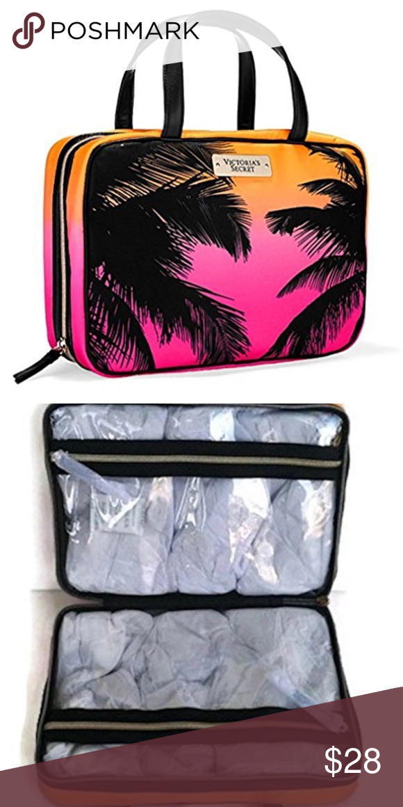 a210b792151e Victoria Secret Hanging Travel Tote Bag Victoria Secret Hanging ...