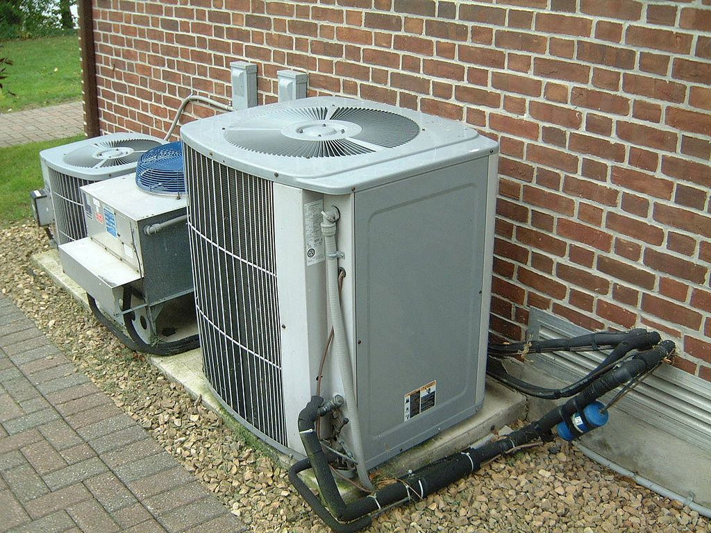 Fast Repairs for Leaking Central Air Conditioning Systems
