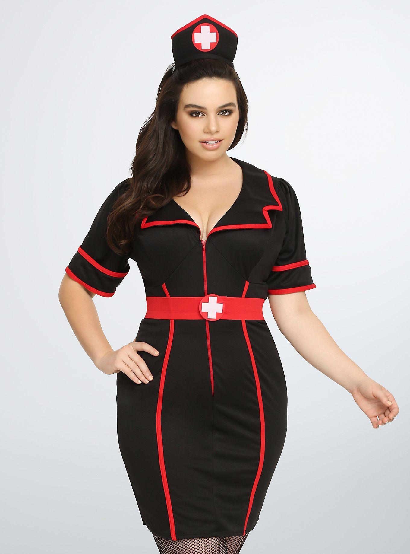 night nurse costume dress | torrid | style | wants in 2018