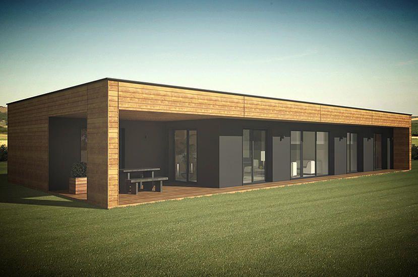 Booa constructeur maisons ossature bois design prix direct fabricant maison ossature bois 4 for Fabricant maison bois