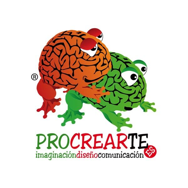 El logo de la procreación