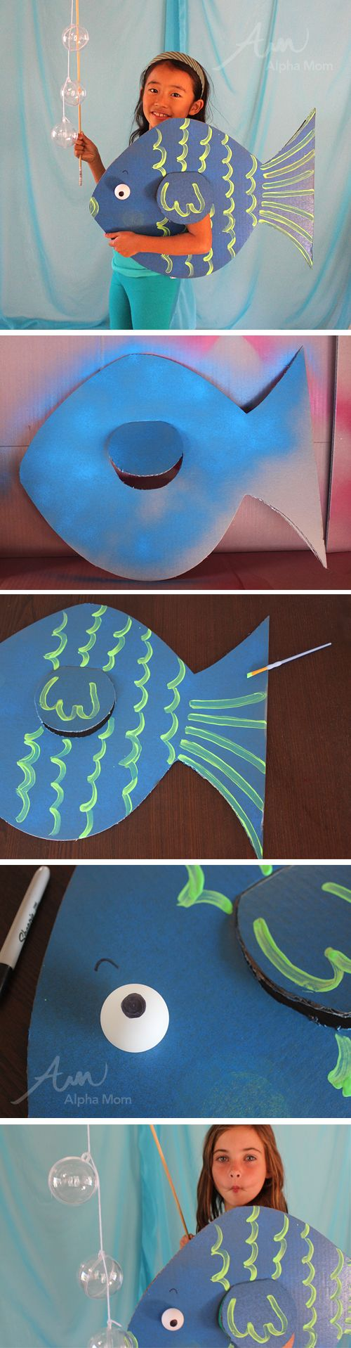 Useful Costume Per Bambini Th3 Party Pesce To Win Warm Praise From Customers Casa, Arredamento E Bricolage Acquari