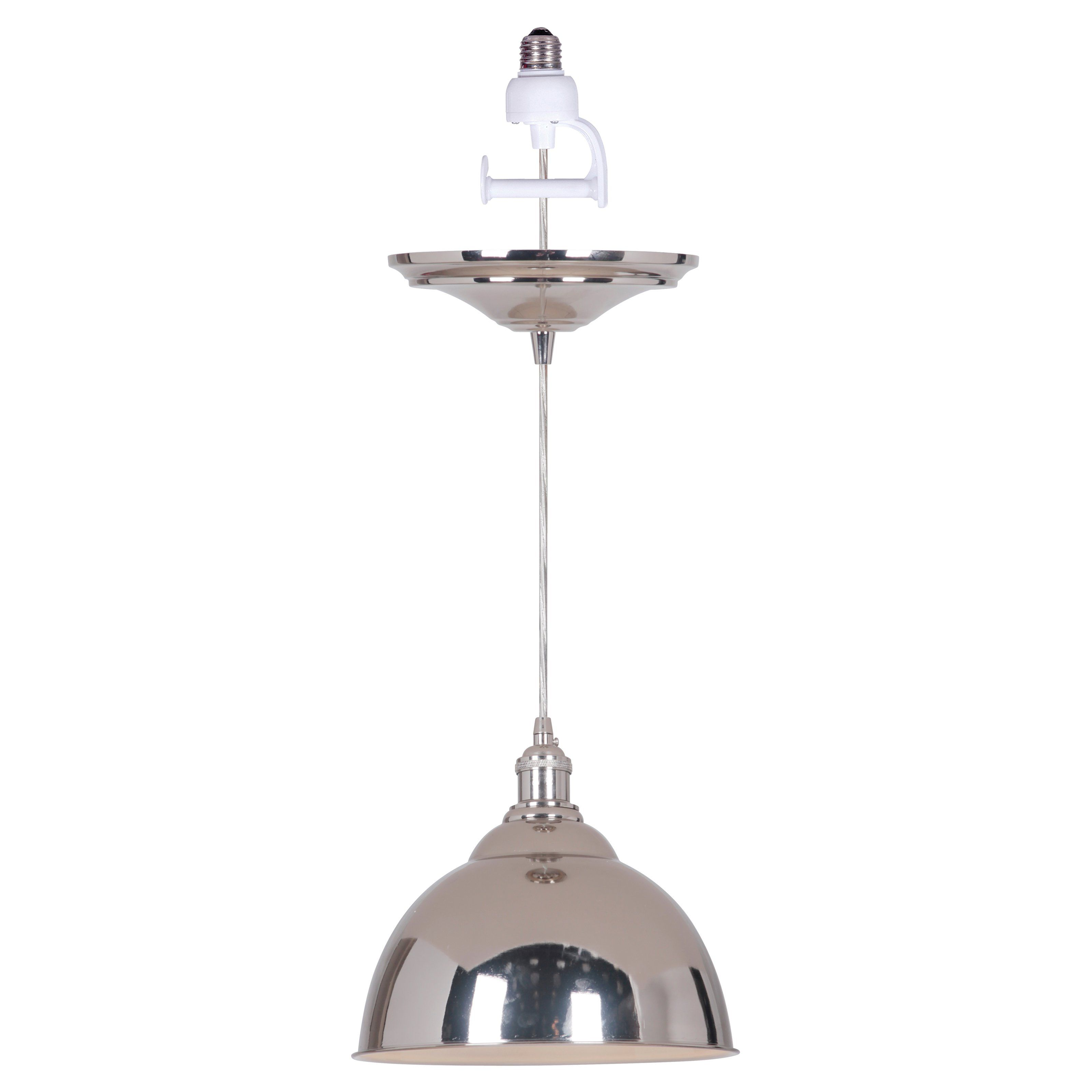 Instant pendant lighting large size of pendant lights preferable instant pendant lighting worth home products instant pendant light conversion kit in p polished nickel aloadofball Gallery